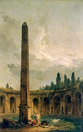 Hubert Robert - Decorative Landscape with an Obelisk.jpg