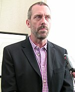 Hugh Laurie, alias Gregory House