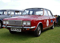Humber Sceptre Mark III (New Sceptre)