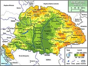 Ουγγαρία, 1867-1920