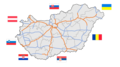 Hungary motorway system 2016 08 05.png