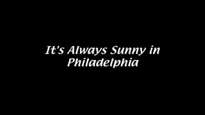 It's Always Sunny in Philadelphia - Image: IASIPTC