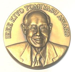 IEEE Kiyo Tomiyasu Award