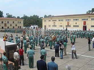 Spanish Legion - Ceuta Garrison of the legion