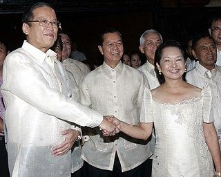 Presidential transition of Benigno Aquino III