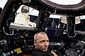 ISS-56 Drew Feustel works inside the Cupola.jpg