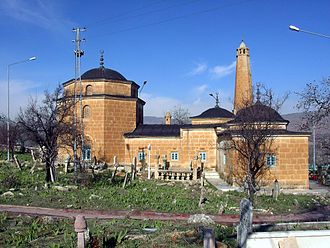 Tillo - İbrahim Hakkı shrine in Tillo, Siirt