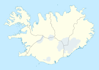 KEF is located in Iceland