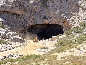 "Zeus - ""Cave of Zeus"", Mount Ida (Crete)."