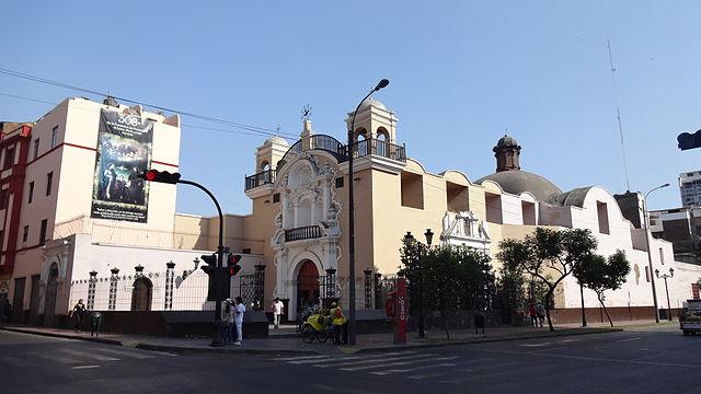 Iglesia de Jesús, María y José