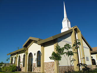 Worship services of The Church of Jesus Christ of Latter-day Saints - Meetinghouse in Uruguaiana, Rio Grande do Sul, Brazil