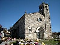 Igrexa de Santa María de Parada de Outeiro, Parada de Outeiro, Vilar de Santos.jpg