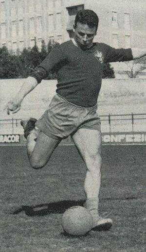 Ilario Castagner - Castagner in 1960