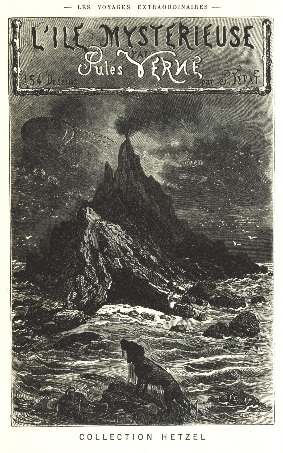 The Mysterious Island - Wikipedia