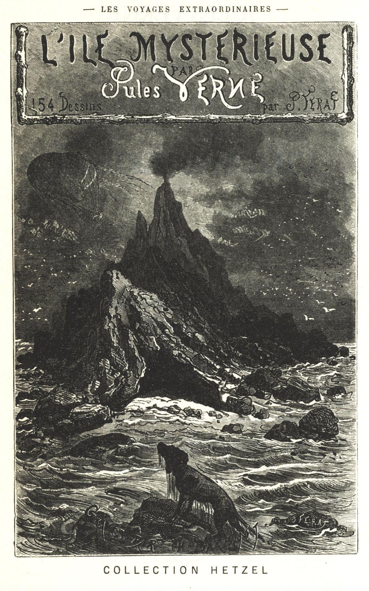 La isla misteriosa - Wikipedia, la enciclopedia libre