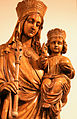 Immaculatakirken Copenhagen Maria detail.jpg