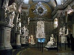 La Credenza Della Nonna Santa Maria Maggiore : Cappella sansevero wikipedia