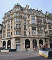 Immeuble rue du Faubourg-Saint-Honoré, rue La Boétie, Paris 8e 2.jpg