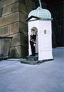 Imperial Guard sentry