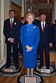 InSapphoWeTrust - Ronald Reagan, Margaret Thatcher, and Mikhail Gorbachev at Madame Tussauds London (8480300191).jpg