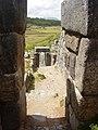 Inca Stone Architecture - Sacsayhuaman - Peru 08 (3786232230).jpg