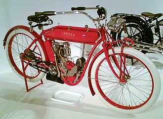 Indian Motocycle Manufacturing Company - Indian 1911