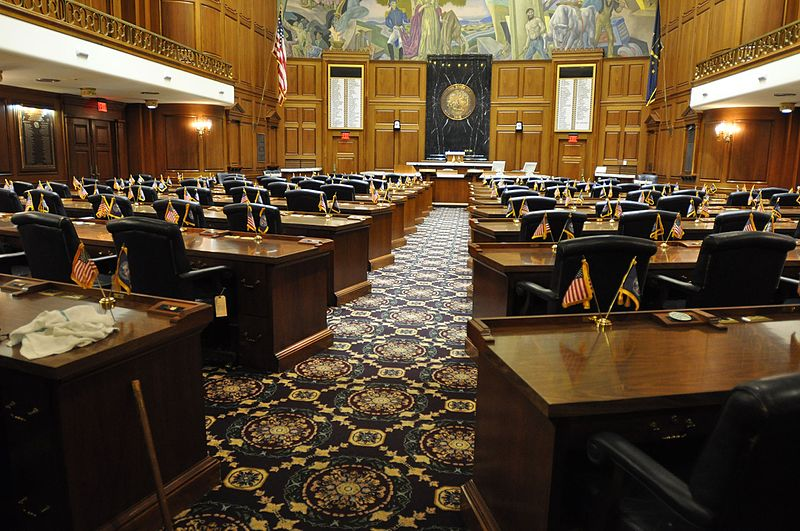 File:Indiana House of Representatives Chamber, Indiana Statehouse, Indianapolis, IN.jpg