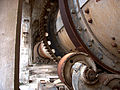 Industrial Heritage. Cement abandoned in Marsh Benagéber (Los Serranos, Interior of Valencia, Spain).jpg