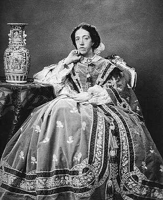 Infanta Maria Cristina of Spain (1833–1902) - Image: Infanta Maria Cristina of Spain (1833 1902)