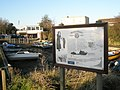 Information sign near Milton Sea Lock - geograph.org.uk - 1071486.jpg