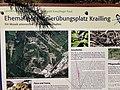 Infotafel Ehemaliger Pionierübungsplatz Krailling Flora und Fauna Geschichte Pflegemaßnahmen Detail.jpg