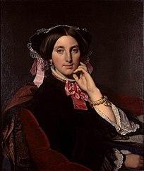 Portrait of Madame Gonse