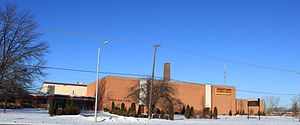 Inkster, Michigan - Inkster High School, now closed