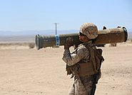Integrated Task Force Weapons Company Marines conduct defensive operations for MCOTEA assessment 150328-M-ZM882-554