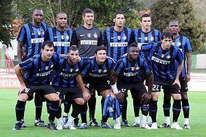 2009–10 Serie A - 2009–10 Internazionale team