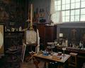 Interiör från Julius Kronbergs ateljé - Hallwylska museet - 22406.tif