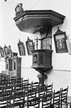 interieur kapel, preekstoel - megen - 20152760 - rce
