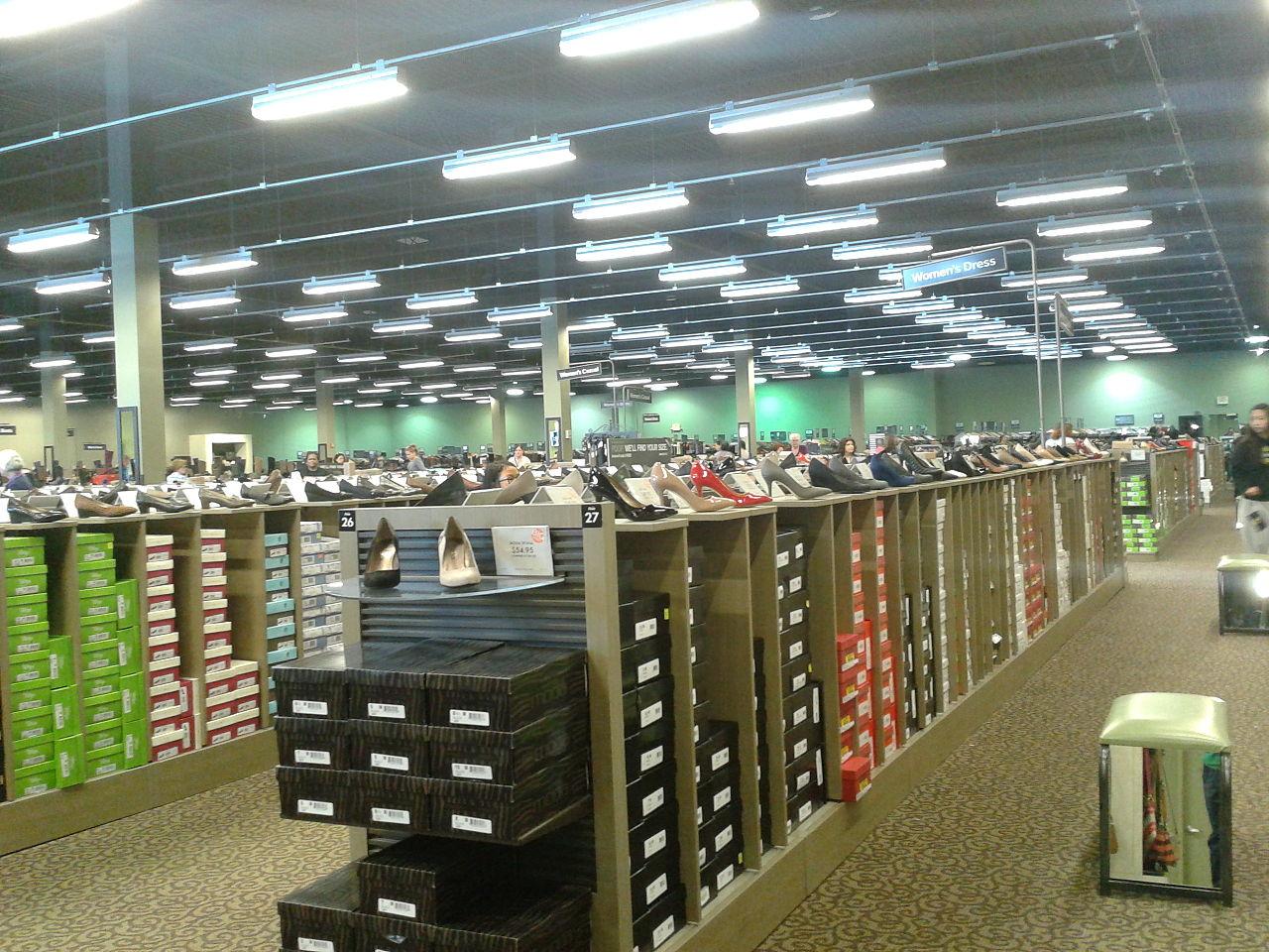 Dsw Shoe Store Salem Nh