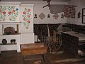 Interior of the house in Podolia.jpg
