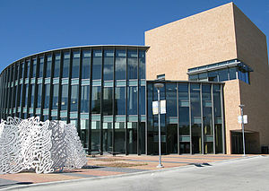 International Quilt Study Center & Museum - Image: International Quilt Study Center & Museum Lincoln NE