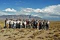 International Subcommission on Cambrian Stratigraphy group photo (House Range, Utah, USA) (43908582530).jpg