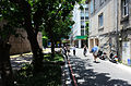 Intersection of Yanping South Road and Yong Sui Street in Noon 20150707.jpg