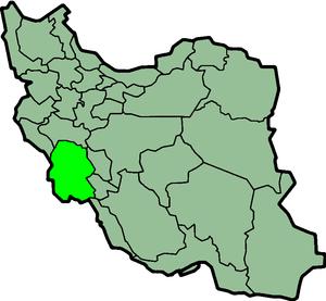 2005 Ahvaz unrest - Iranian Khuzestan province