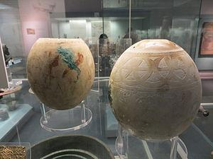 Isis Tomb, Vulci - Image: Isis Tomb BM