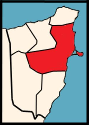 Iskushuban District