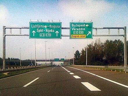 European Route E70 Wikiwand