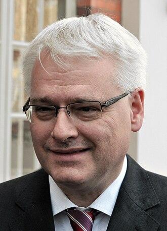 Ivo Josipović - Image: Ivo Josipović