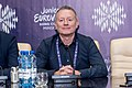JESC 2018. Jon Ola Sand during press conference (2).jpg