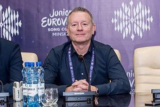 Jon Ola Sand Norwegian television executive