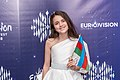 JESC 2018 partisipants. Fidan Huseynova (Azerbaijan).jpg